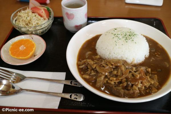 生野ハヤシライス ¥700